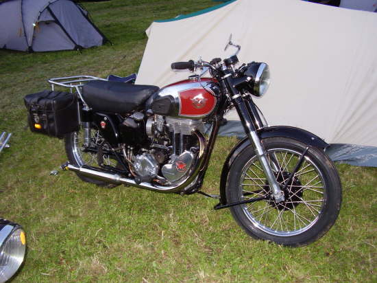 Matchless post-1951 HW Single